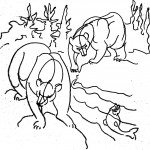 Bear Coloring Pages Photo