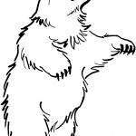 Bear Coloring Pages Pictures