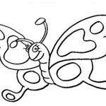 Butterfly Coloring Pages Picture