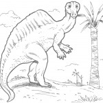 Photo of Coloring Pages of Dinosaur