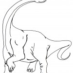 Photos of Coloring Pages of Dinosaur