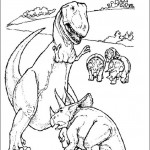 Photo of Dinosaur Coloring Pages for Kids