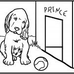 Images of Dog Coloring Pages