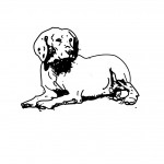 Picture of Dog Coloring Pages Printable