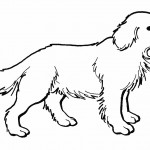 Image of Dogs Coloring Pages for Kids