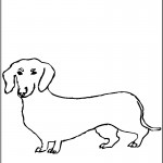 Photos of Dogs Coloring Pages for Kids
