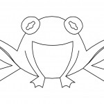 Frog Coloring Pages Images