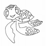 Turtle Coloring Pages Pictures