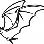 Bat Coloring Pages Images