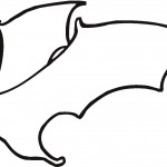 Bat Coloring Pages Photo