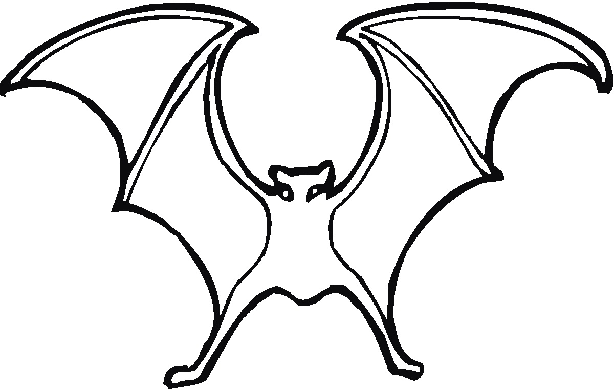 coloring pages of bats free printable bat coloring pages for kids animal place