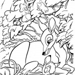 Deer Coloring Pages Photos