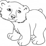Panda Coloring Page Pictures