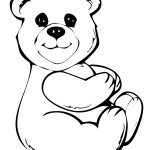 Panda Coloring Pages for Kids Photos